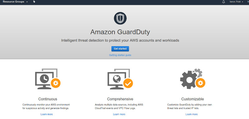 AWS_GuardDuty_Getting_Started